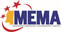 MEMA Mississippi Emergency Management Logo