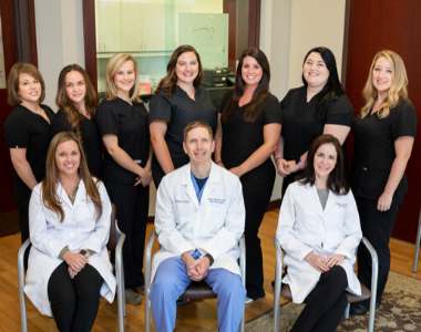 Face and Skin Center Team group picture