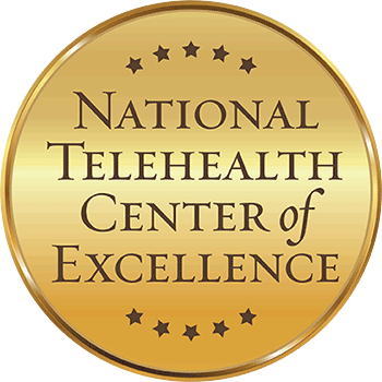 National Telehealth Center of Excellence Gold Medallion