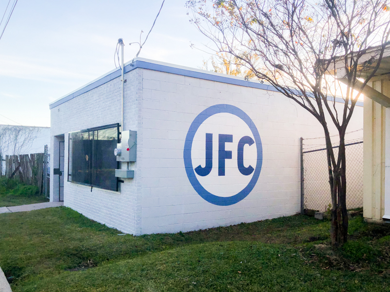 An aging office building adjacent to the Jackson Free Clinic was gutted and renovated to accommodate much-needed dental services for patients.