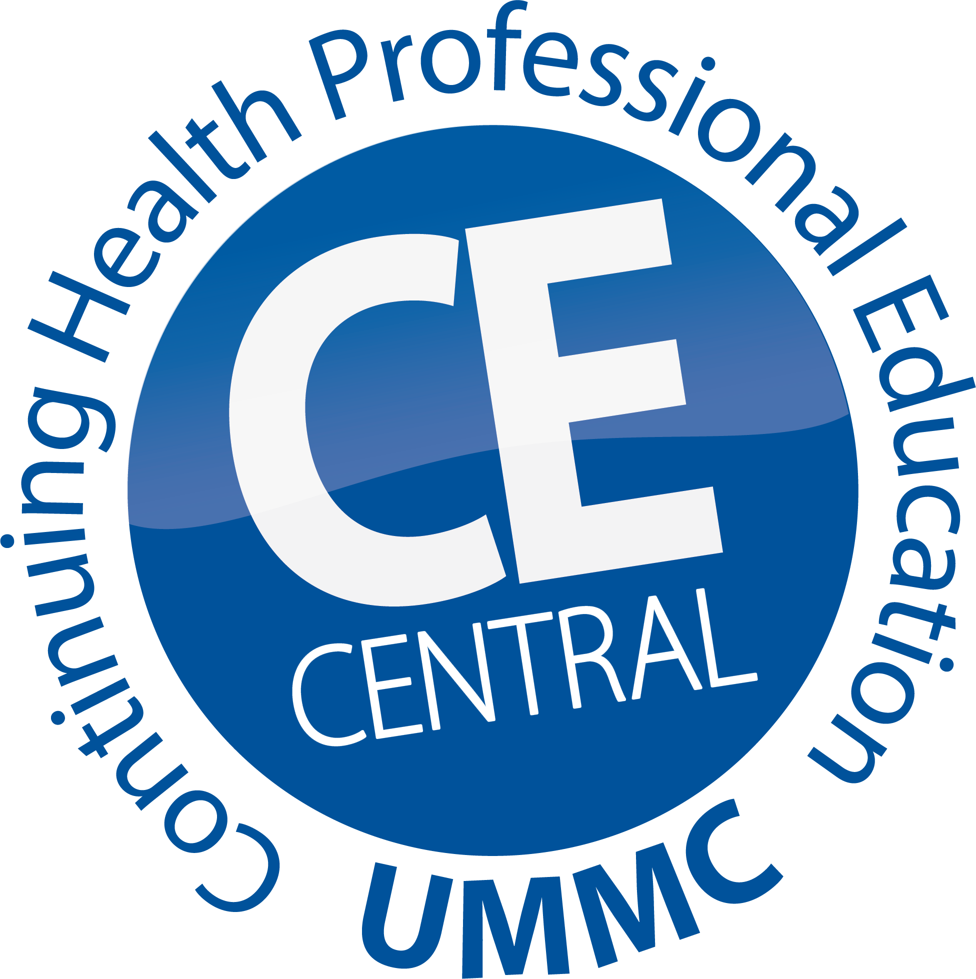 CE Central Continuing Health Professional Education UMMC.
