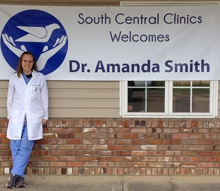 Amanda Smith, MD, is a MRPSP Scholar physician in private practice since 2012.