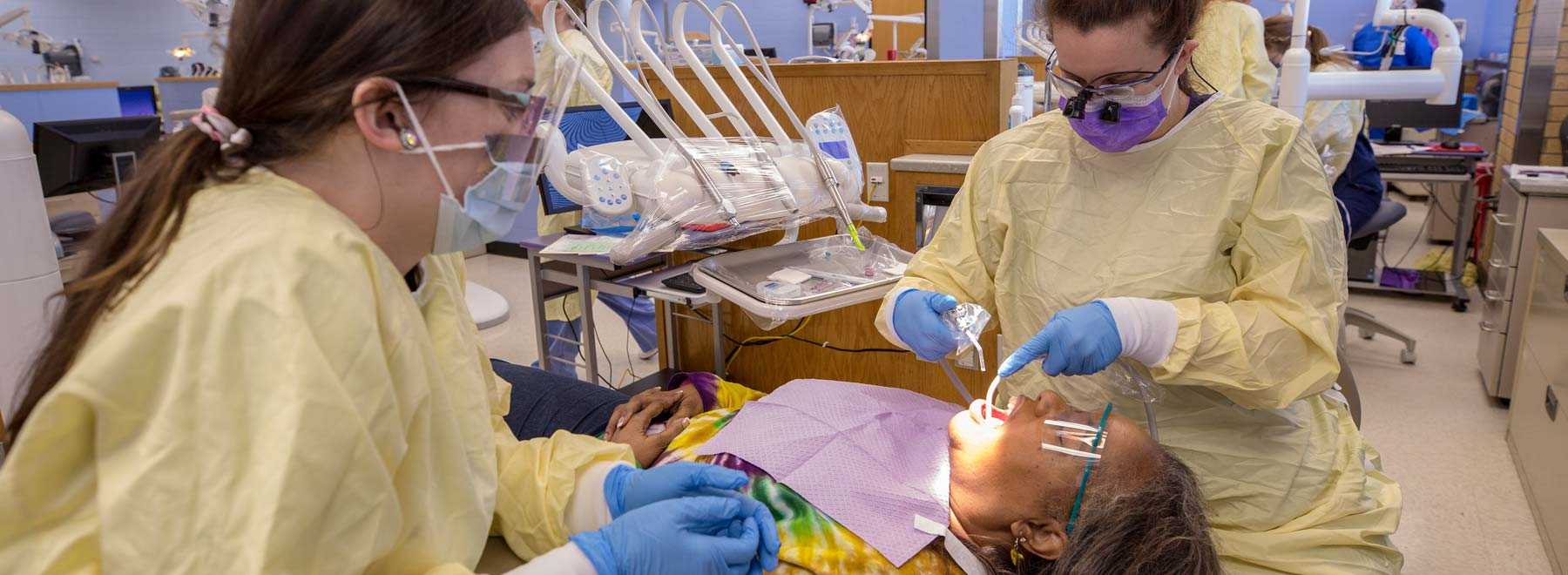 Dental Mission Week provides free dental care to uninsured Mississippians