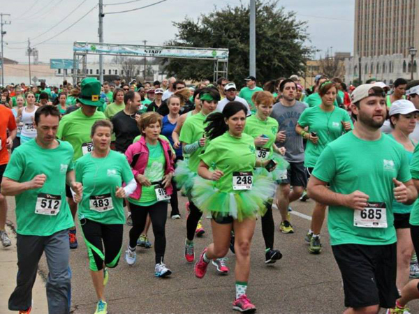 The St. Paddy's 5K Run and Walk