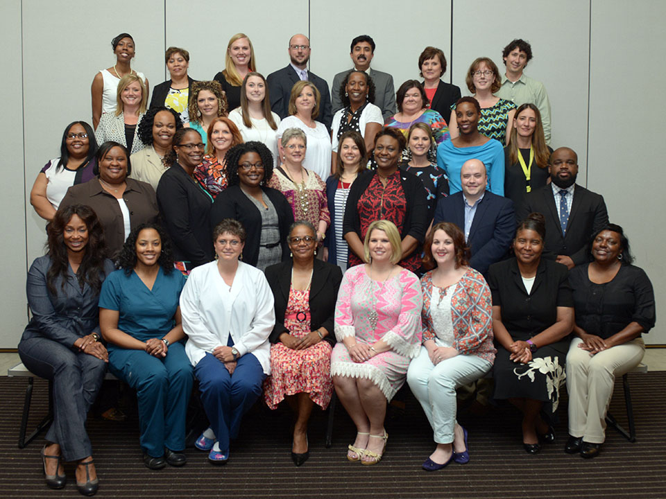 The UMMC Leadership Program Cohort 1 class