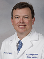 Portrait of Dr. Jason Parham