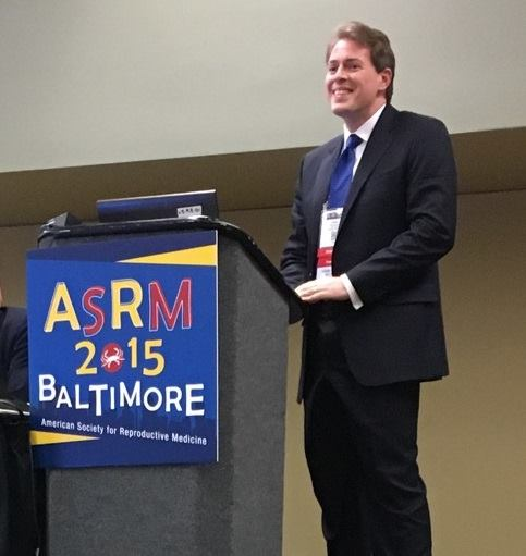 Parry presented findings on his Parryscope procedure at the October 2015 meeting of the American Society for Reproductive Medicine.