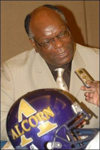 Thomas (Photo Courtesy Alcorn State University)