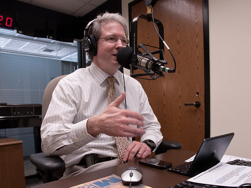 "Dr. Jimmy Stewart, the current host of the Thursday ""Southern Remedy: Kids and Teens,"" will be replacing deShazo on Wednesdays."