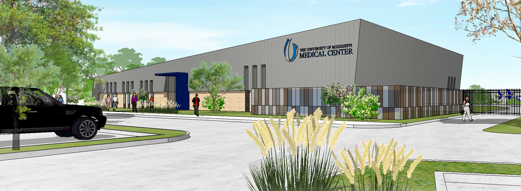 Construction on the 20,000-square-foot Mississippi Center for Emergency Services on the UMMC campus will begin in fall 2018 with an estimation construction timeline of 18 months.