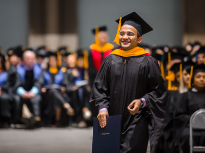 Md. Mohiuddin Adnan received his Master of Science in Biostatistics and Data Science from the John D. Bower School of Population Health.