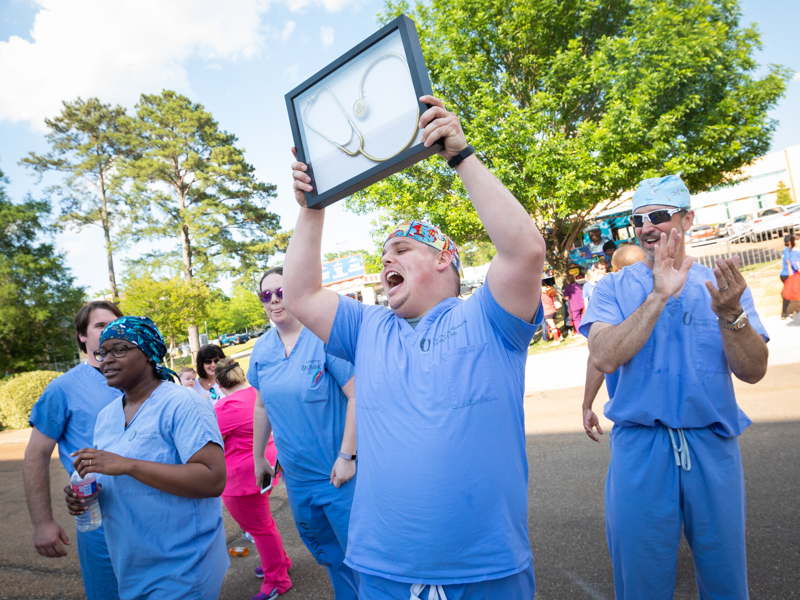 Say it with food and fun: UMMC appreciates its employees