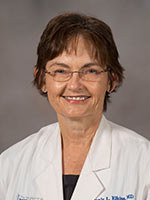 Portrait of Dr. Stephanie Elkins