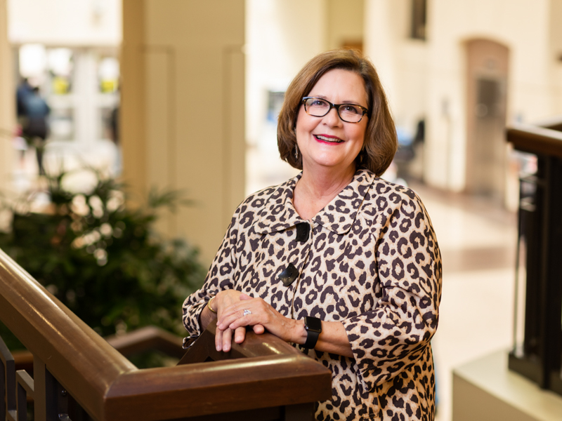 Terri Gillespie is retiring from UMMC after a nursing career spanning more than three decades.