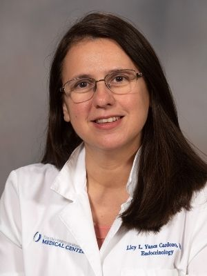Licy Yanes Cardozo, MD; Endocrinology Faculty