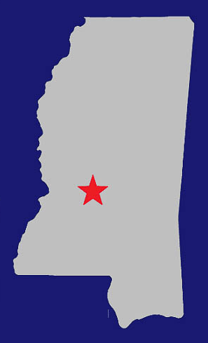 Graphic of Mississippi.