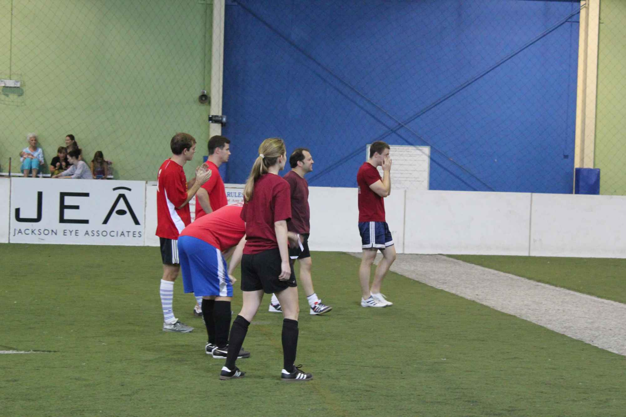 Co-ed Soccer Team